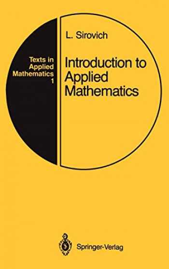 9780387968841-0387968849-Introduction to Applied Mathematics (Texts in Applied Mathematics (1))