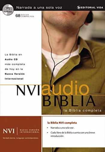 9780829746389-0829746382-NVI Audio Biblia (Spanish Version of NIV) (Spanish Edition)
