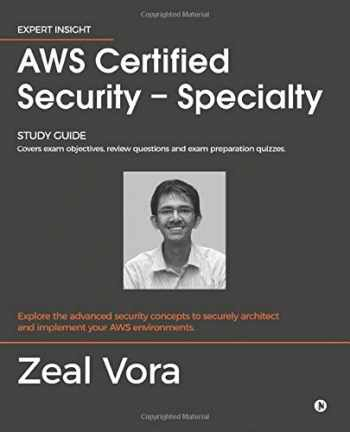 9781645469186-1645469182-AWS Certified Security - Specialty: Study Guide: Covers exam objectives, review questions and exam preparation quizzes
