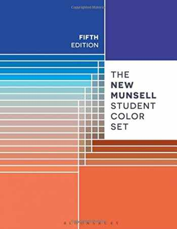 9781501327520-1501327526-The New Munsell Student Color Set