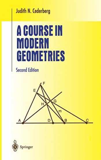 9780387989723-0387989722-A Course in Modern Geometries (Undergraduate Texts in Mathematics)