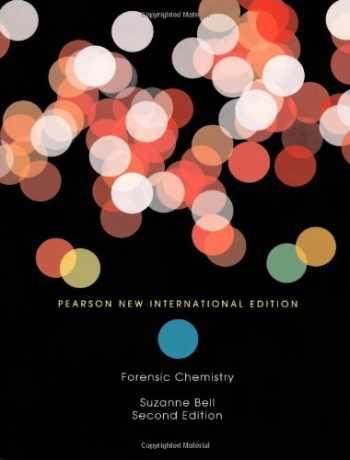 9781292020440-129202044X-Forensic Chemistry: Pearson New International Edition
