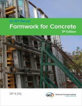 9780870319129-0870319124-SP-4 (14) Formwork for Concrete