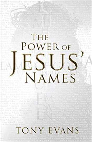 9780736960670-0736960678-The Power of Jesus' Names
