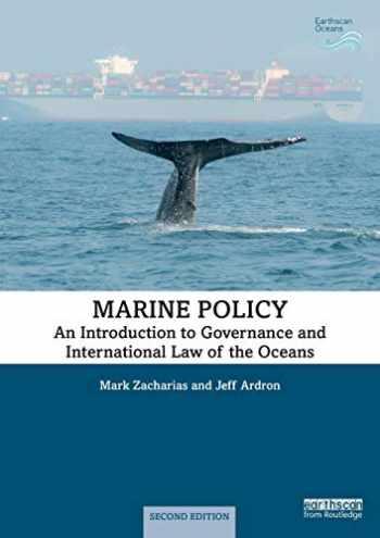 9780815379270-0815379277-Marine Policy (Earthscan Oceans)