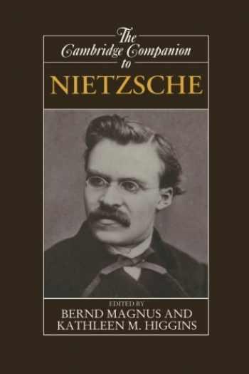 9780521367677-0521367670-The Cambridge Companion to Nietzsche (Cambridge Companions to Philosophy)