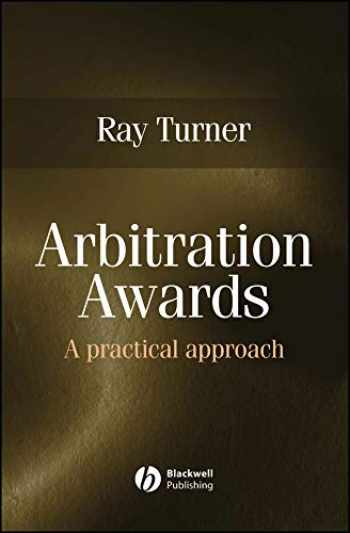 9781405130639-1405130636-Arbitration Awards: A Practical Approach