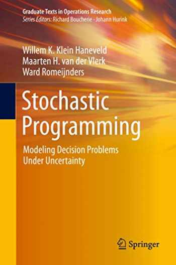 9783030292188-3030292185-Stochastic Programming: Modeling Decision Problems Under Uncertainty (Graduate Texts in Operations Research)