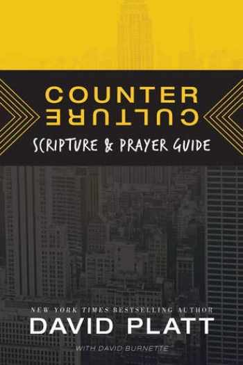 9781496422750-1496422759-Counter Culture Scripture and Prayer Guide