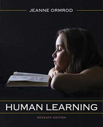 9780133579284-013357928X-Human Learning, Loose-Leaf Version (7th Edition)
