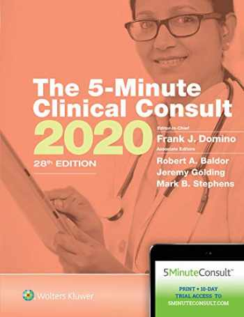 9781975136413-1975136411-The 5-Minute Clinical Consult 2020 (The 5-Minute Consult Series)
