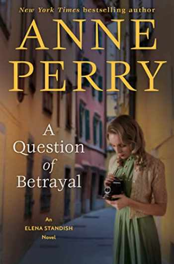 9780593129555-0593129555-A Question of Betrayal: An Elena Standish Novel
