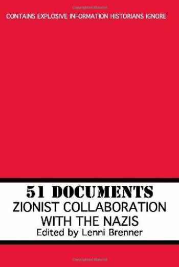 9781569802359-1569802351-51 Documents: Zionist Collaboration with the Nazis