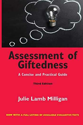 9781936411566-1936411563-Assessment of Giftedness: A Concise and Practical Guide, Third Edition