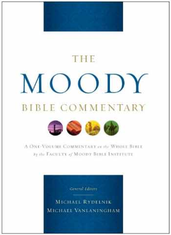 9780802428677-0802428673-The Moody Bible Commentary