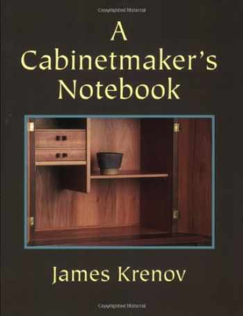 9780941936590-0941936597-A Cabinetmaker's Notebook (Woodworker's Library)