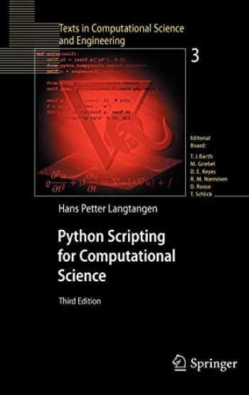 9783540739159-3540739157-Python Scripting for Computational Science (Texts in Computational Science and Engineering (3))