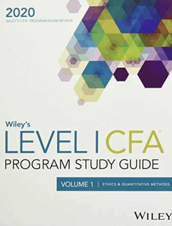 9781119644439-1119644437-Wiley's Level I CFA Program Study Guide 2020: Complete Set