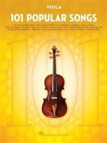 9781495090318-1495090310-101 Popular Songs: for Viola (ALTO)