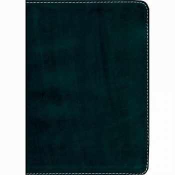 9781608631377-1608631370-American Book 421580 Leatherlook Journal in Black