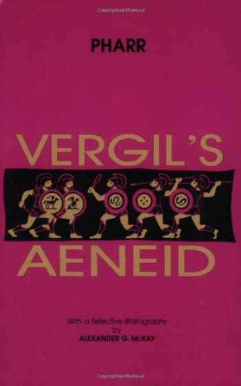 9780865164215-0865164215-Vergil's Aeneid, Books I-VI (Latin Edition) (Bks. 1-6) (English and Latin Edition)