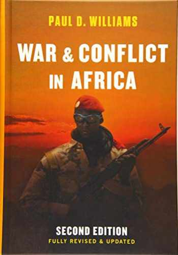 9781509509041-1509509046-War and Conflict in Africa