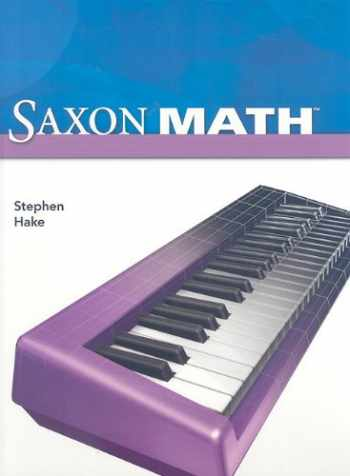 9781600325403-1600325408-Saxon Math, Intermediate 4 (Student Edition)