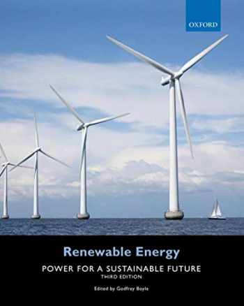 9780199545339-0199545332-Renewable Energy: Power for a Sustainable Future