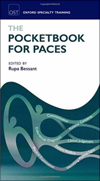 9780199574186-0199574189-The Pocketbook for PACES (Oxford Specialty Training: Revision Texts)