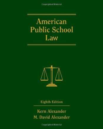 9780495910497-049591049X-American Public School Law