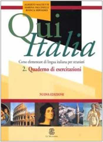 9788800853576-8800853579-Qui Italia (Italian Edition)