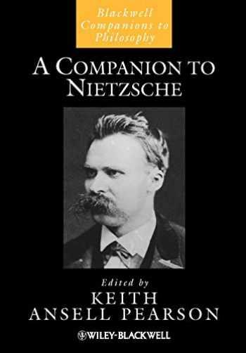 9781405190763-1405190760-A Companion to Nietzsche