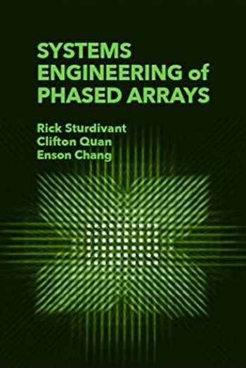 9781630814885-1630814881-Systems Engineering of Phased Arrays