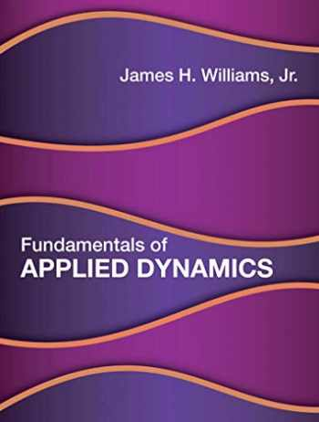 9780262039710-0262039710-Fundamentals of Applied Dynamics (The MIT Press)