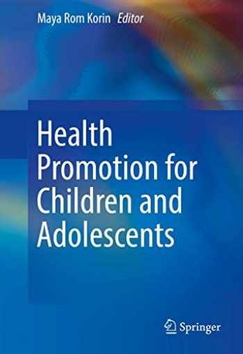 9781489977090-1489977090-Health Promotion for Children and Adolescents