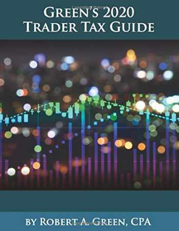 9780991472567-099147256X-Green's 2020 Trader Tax Guide