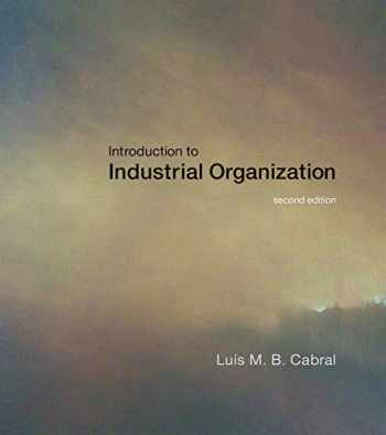 9780262035941-0262035944-Introduction to Industrial Organization, second edition (The MIT Press)