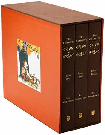 9780740748479-0740748475-The Complete Calvin and Hobbes [Box Set]