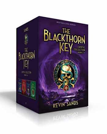 9781534460812-1534460810-The Blackthorn Key Cryptic Collection Books 1-4: The Blackthorn Key; Mark of the Plague; The Assassin's Curse; Call of the Wraith