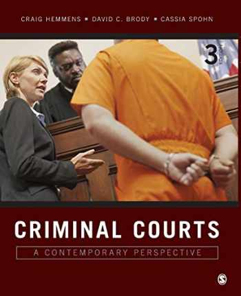 9781506306575-1506306578-Criminal Courts: A Contemporary Perspective
