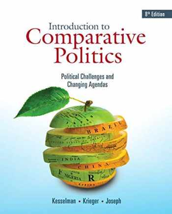 9781337807098-1337807095-Bundle: Introduction to Comparative Politics: Political Challenges and Changing Agendas, Loose-leaf Version, 8th + MindTap Political Science, 1 term (6 months) Printed Access Card