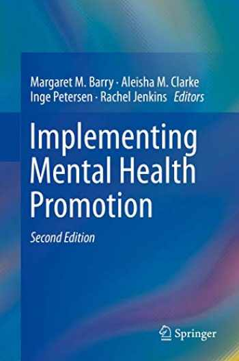 9783030234546-3030234541-Implementing Mental Health Promotion
