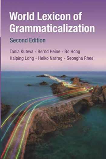 9781316501764-1316501760-World Lexicon of Grammaticalization