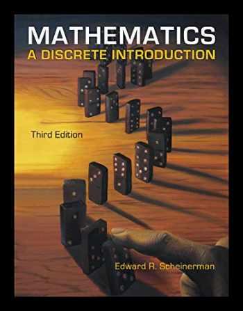 9780840049421-0840049420-Mathematics: A Discrete Introduction