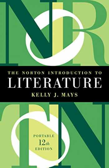 9780393938937-039393893X-The Norton Introduction to Literature (Portable Twelfth Edition)