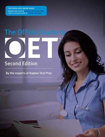 9781506263229-1506263224-Official Guide to OET (Kaplan Test Prep)