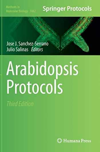 9781627035798-1627035796-Arabidopsis Protocols (Methods in Molecular Biology (1062))