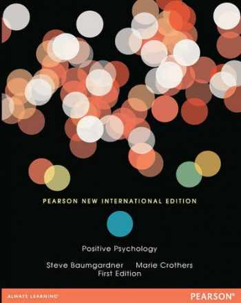9781292039619-1292039612-Positive Psychology Pnie