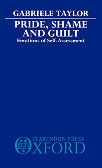 9780198246206-019824620X-Pride, Shame, and Guilt: Emotions of Self-Assessment