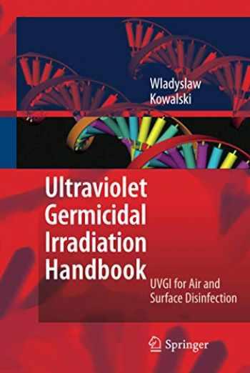 9783642019982-3642019986-Ultraviolet Germicidal Irradiation Handbook